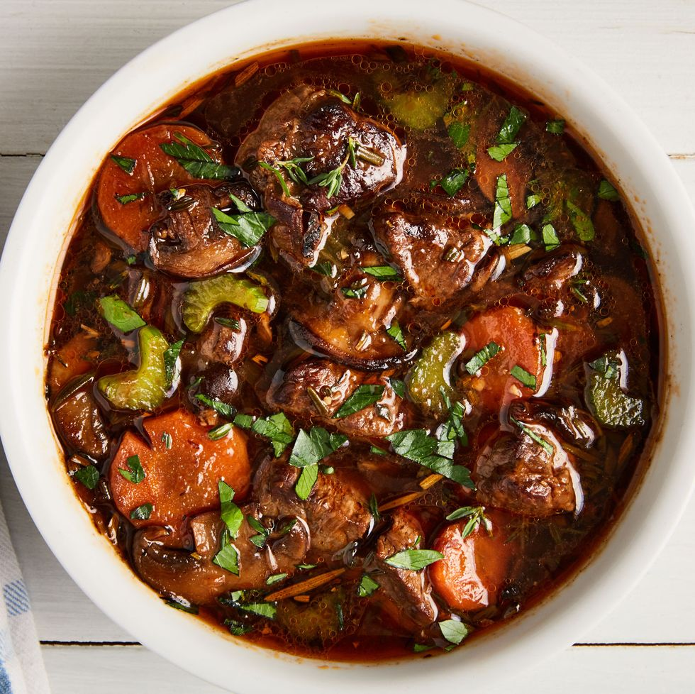 Week 3 Recipe – Beef Stew